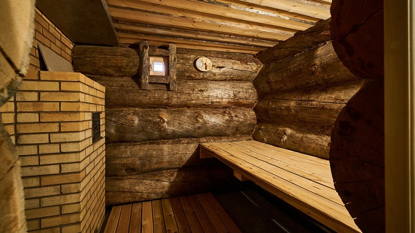 Старинная баня