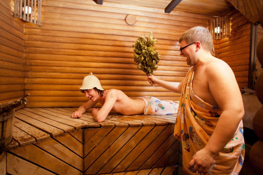 что нельзя делать в бане