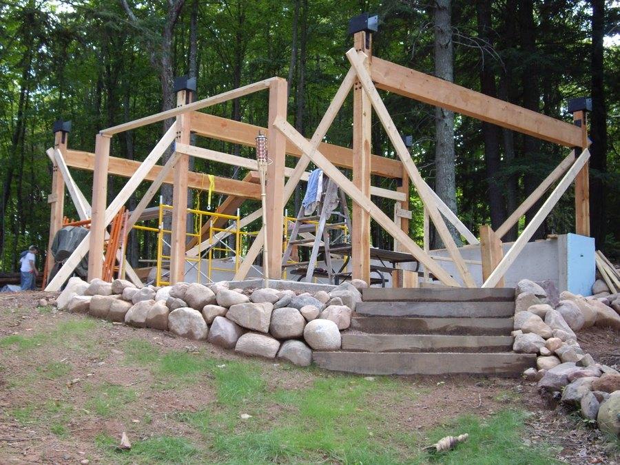 как построить баню в мск